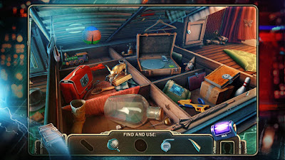 Paranormal Pursuit APK+DATA