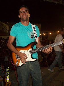 Paulo Roberto, guitarra