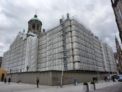 Palacio Real de Amsterdam (Koninklijk Paleis)