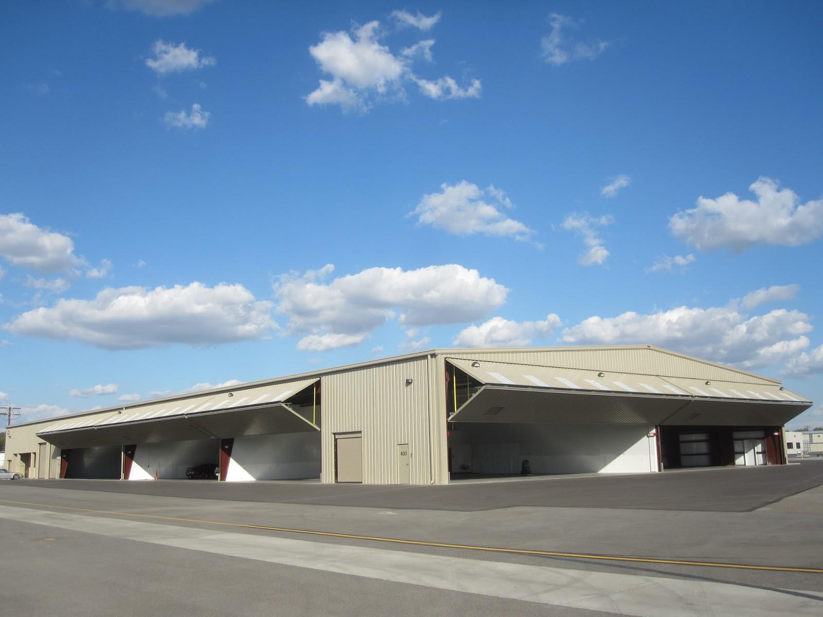 Specifying Hangar Doors & The Code Coach: Specifying Hangar Doors
