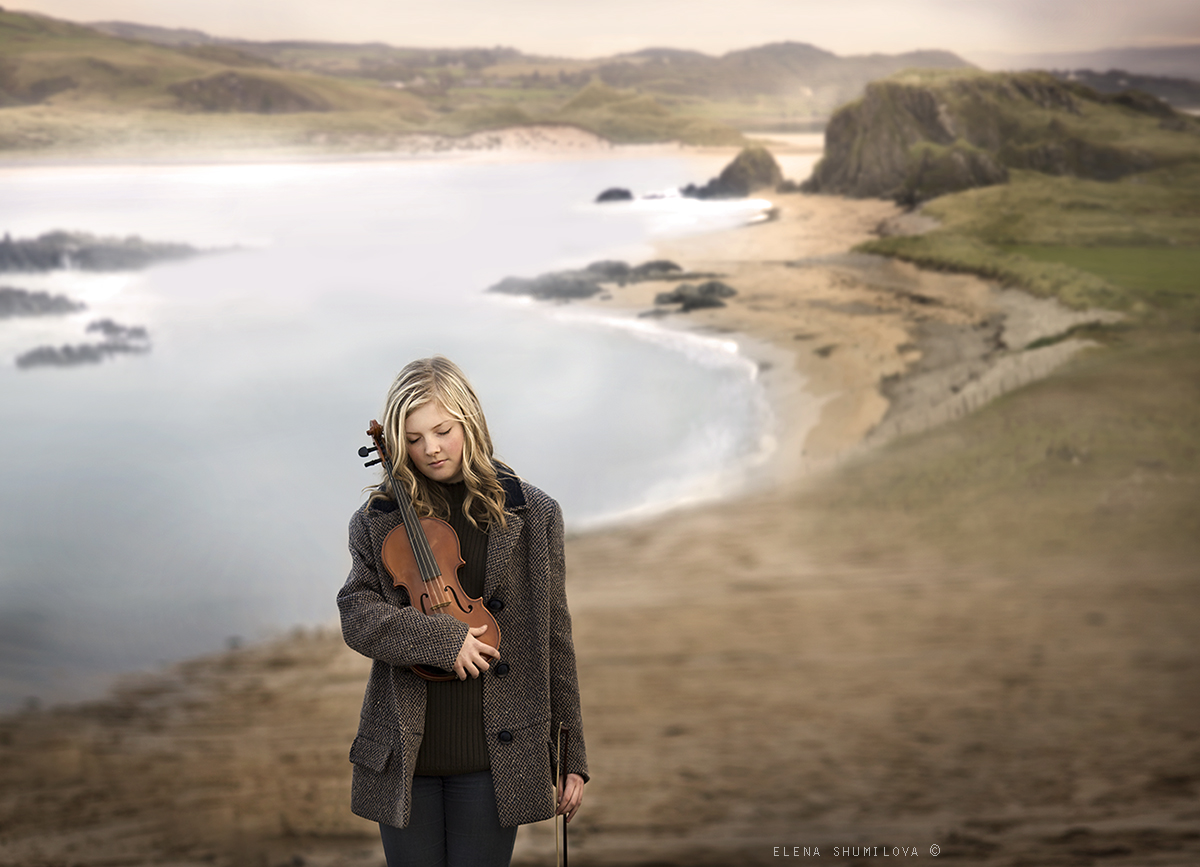 Elena Shumilova - fotoğraf ustası