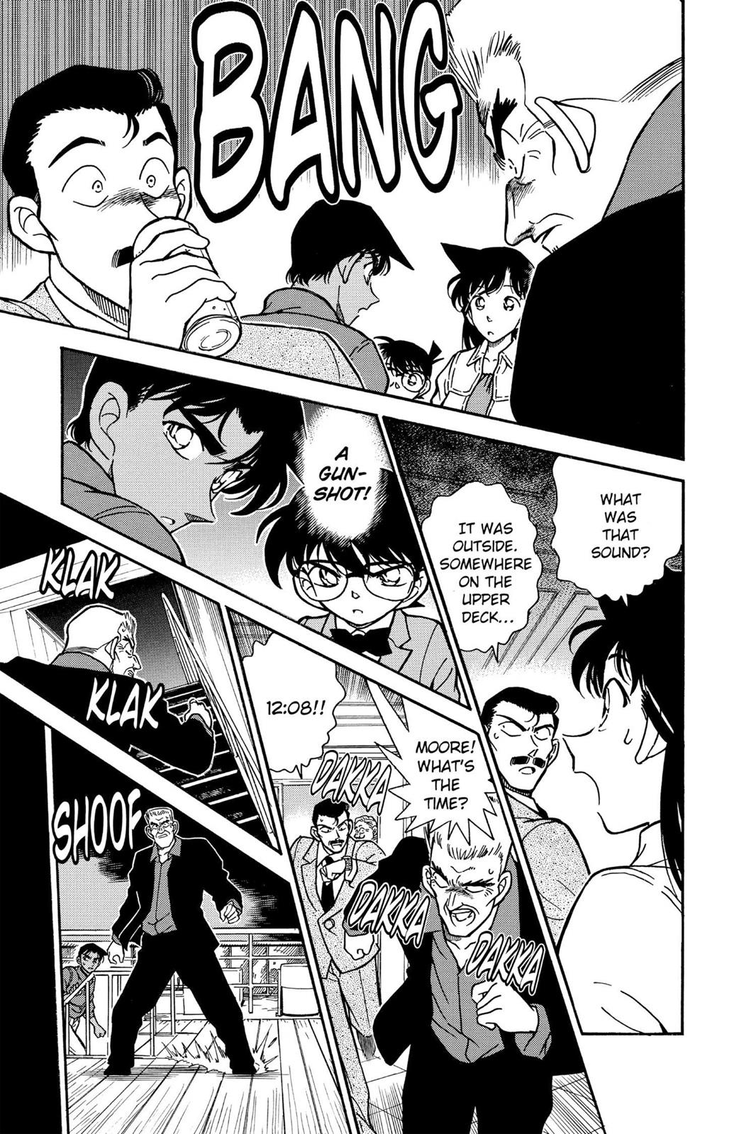 Detective Conan Chapter 226 page 13