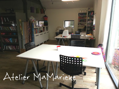 Naai atelier MaMarieke