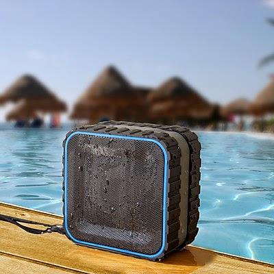 Altavoz Bluetooth a prueba de salpicaduras