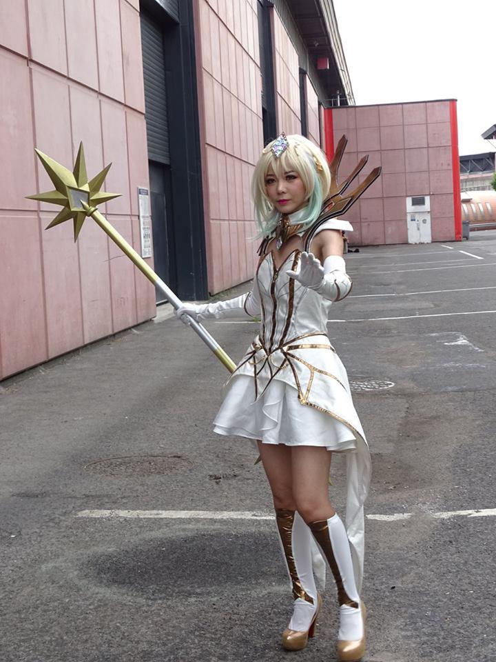 Dans les coulisses du cosplay avec ASHE à Japan Expo