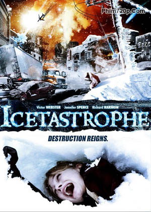Christmas Icetastrophe 2014 poster