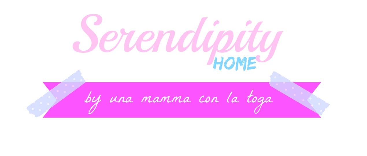Serendipity home by una mamma con la toga