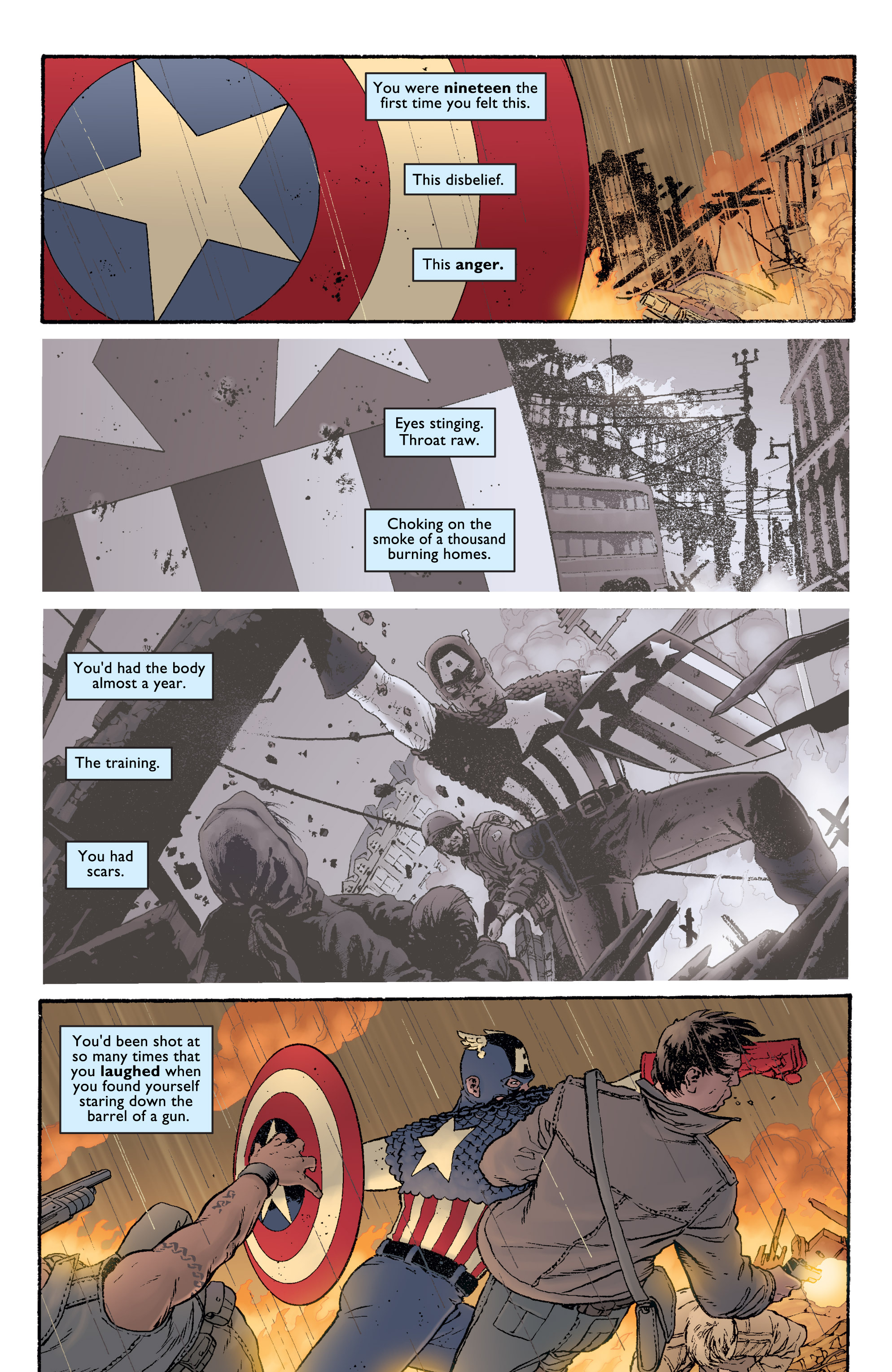 Captain America (2002) Issue #2 #3 - English 19