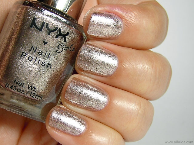 NYX Girls Nail Polish in Sunday Afternoon