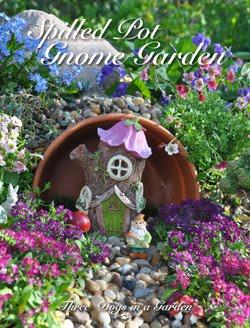 Spilled Pot Garden