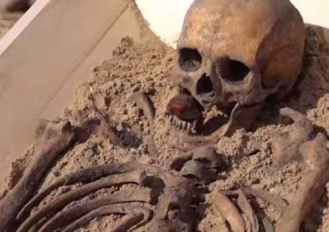 16th century 'vampire' grave unearthed in Poland