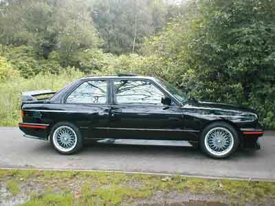 bmw m3 e30 evo. BMW M3 E36 EVO