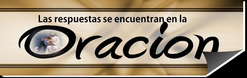 Rincón de Oración:
