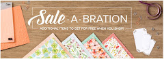 3rd Release Sale-a-Bration Items!