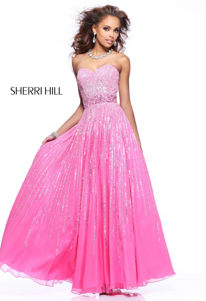 DresSoSo Real Styling Blog: Sherri Hill 2013 Prom Dresses Online ...