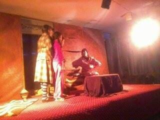 الإقصائيات المحلية استعدادا للمهرجان الاقليمي للمسرح المدرسي بسيدي بنور