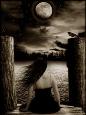 Me dejas sola, con las ramas de tus recuerdos,