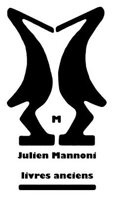 Julien Mannoni livres anciens