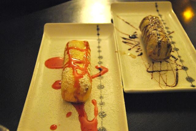 MARU - Koreanisches Restaurant: Dessert