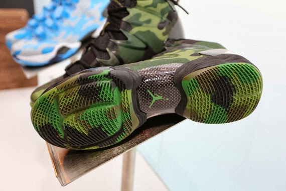 "Nike Air Jordan XX8 SE – ""Green Camo"""