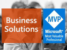 Microsoft MVP on Dynamics 365 for Finance & Operations