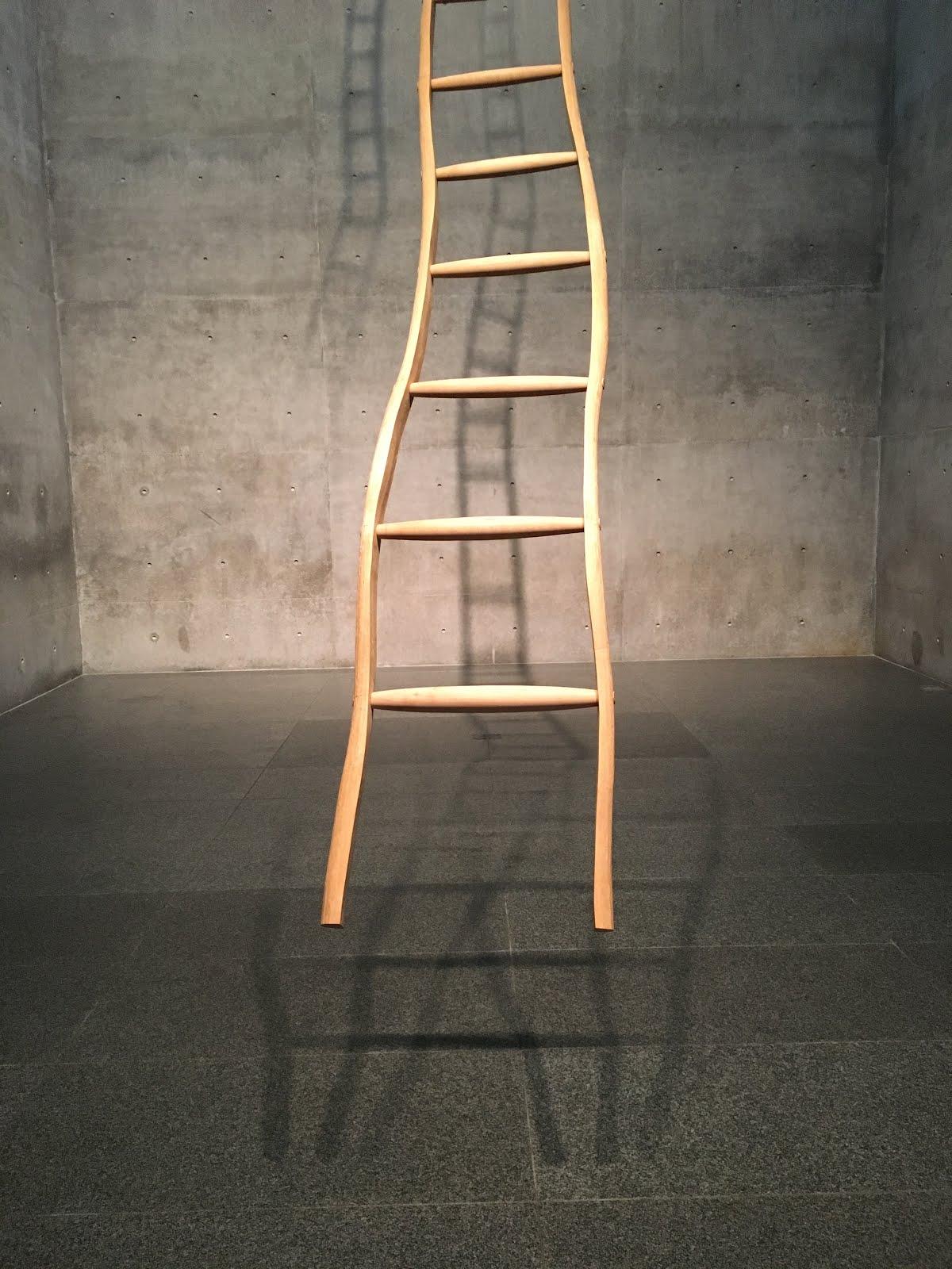 Deborah's Journal: The Ladder