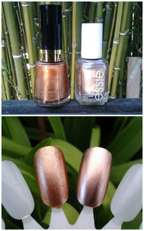 Essie Penny Talk Copper Nail Polish - Absolute cycle