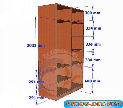Planos de muebles de madera gratis en espanol for Donde aprender hacer muebles melamina