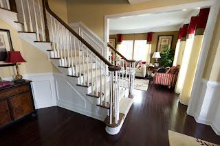 Two Bedroom Upstairs Floor Plan
