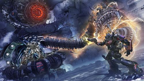 transformers dark of the moon game shockwave gameplay. Dark of the Moon The Game