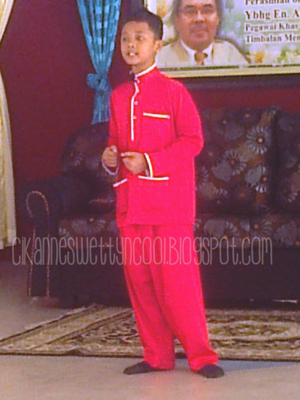 Naufal Syakirin Syaifullah Adik-adikku