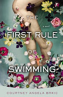 The First Rule of Swimming, Angela Courtney Brkic cover