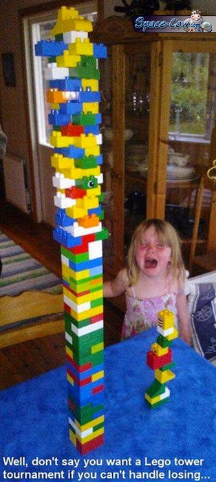 funny things Lego toys