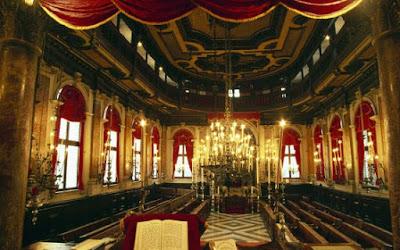 La Sinagoga Española de Venecia