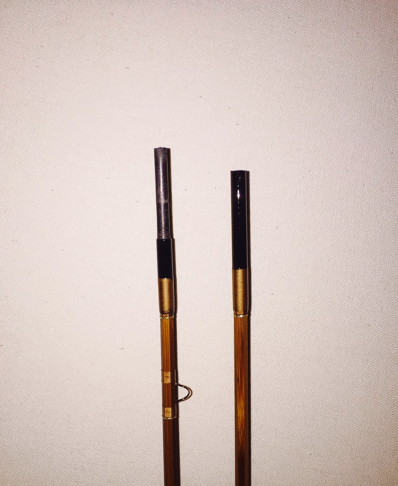 Carpenter bros bamboo fly rods new ferrules coming soon for Fishing rod ferrules