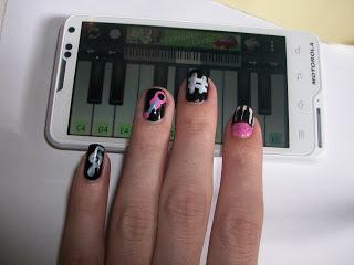 manicura musical