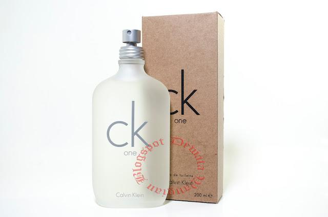 CK One Tester Perfume