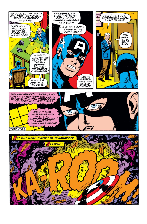 Captain America (1968) Issue #157 #71 - English 6