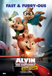 Nonton Alvin and the Chipmunks: The Road Chip (2015)