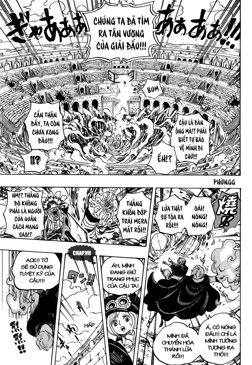 One Piece Chapter 744: Tham mưu trưởng của Quân cách mạng 005