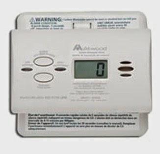 Atwood Digital Carbon Monoxide Alarm