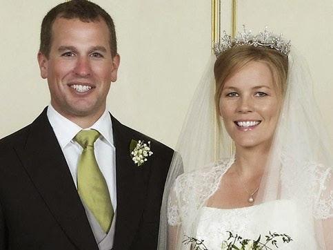 Królewskie Śluby - Peter Philips i Autumn Kelly.