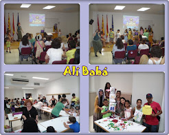 Cuentacuentos de Alí Babá y los 40 ladrones!!