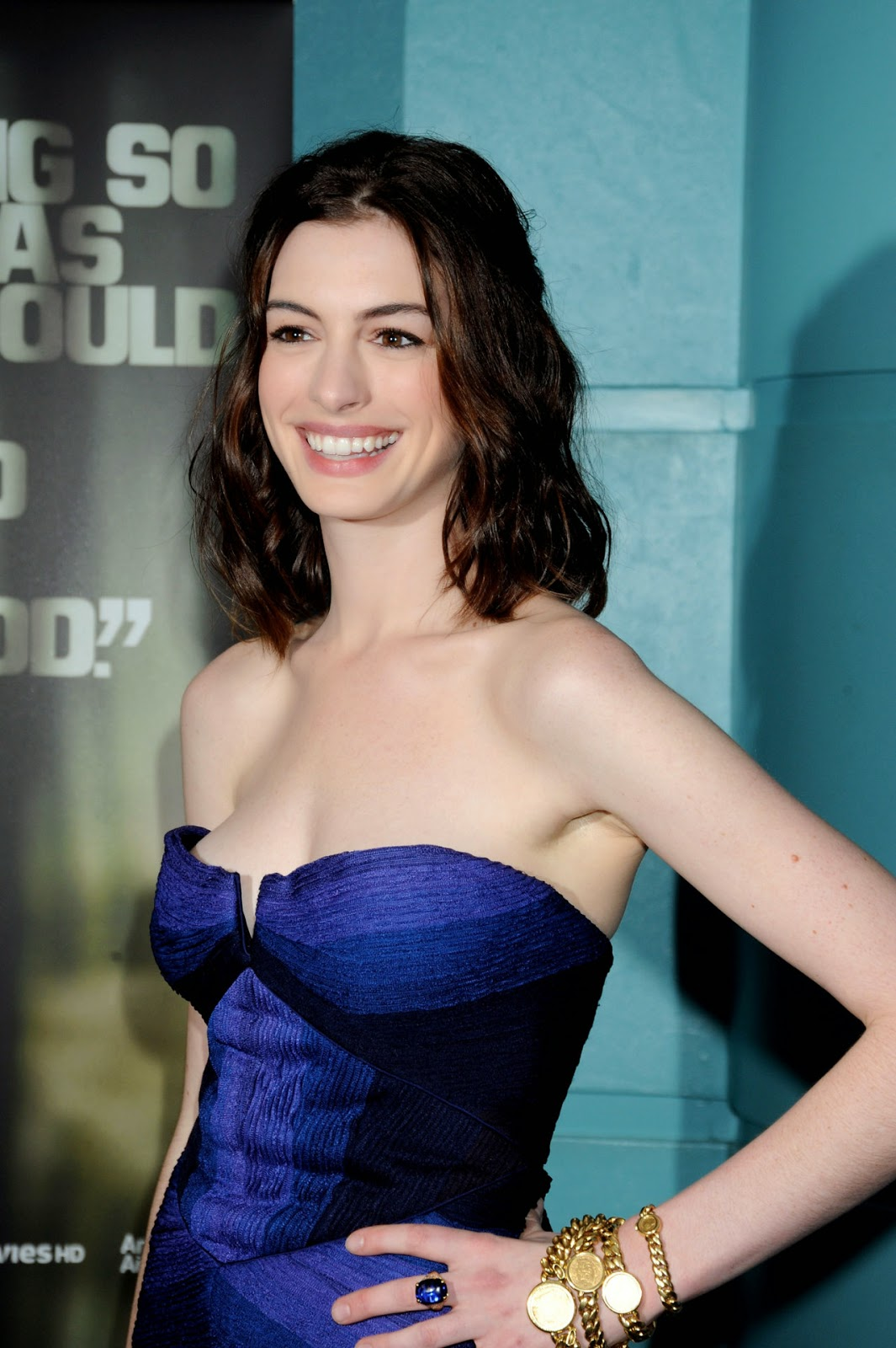 Hot Model Anne Hathaway