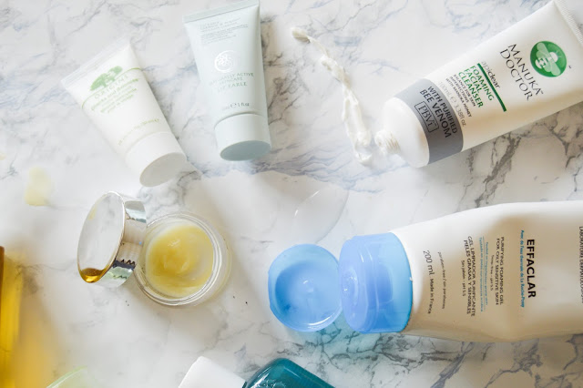 Cleanser Reviews - Origins, Avene, DHC, Manuka Doctor, Elemis, Liz Earle