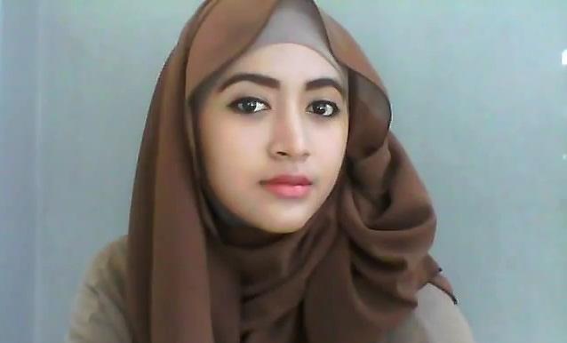 Tutorial Hijab Pashmina Terbaru Cantik Modis By Natasha Farani