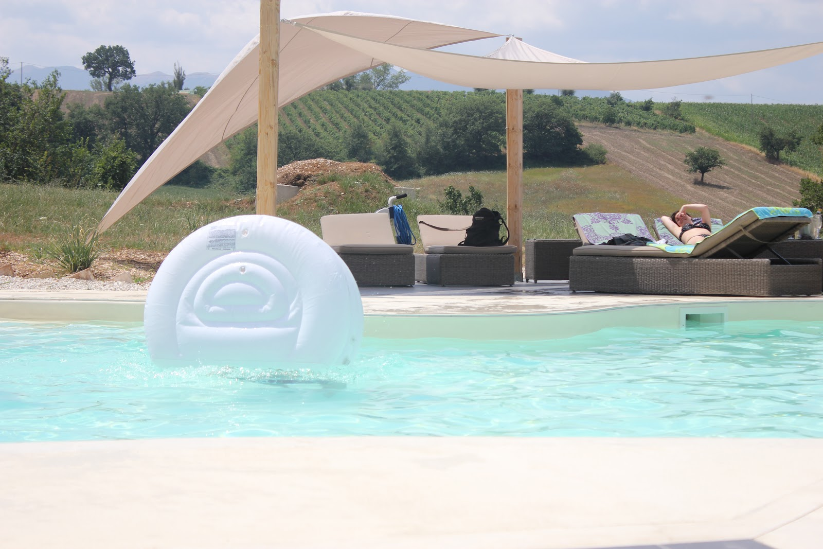 Alumni casa grimaldi juli 2012 - Italiaanse douche mosai dat ...