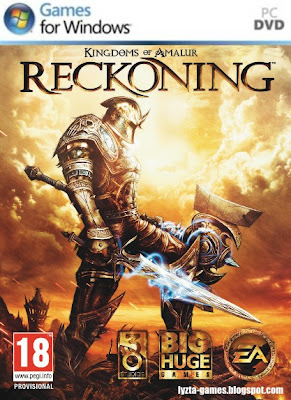 Kingdoms of Amalur: Reckoning PC Cover