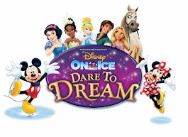 WIN a Family 4 Pack of Tickets to Disney on Ice Dare to Dream 9/7/16 Opening Night at United Center