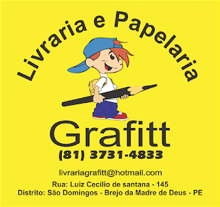 Livraria e Papelaria Grafitt